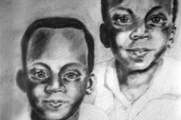 Boys in Charcoal