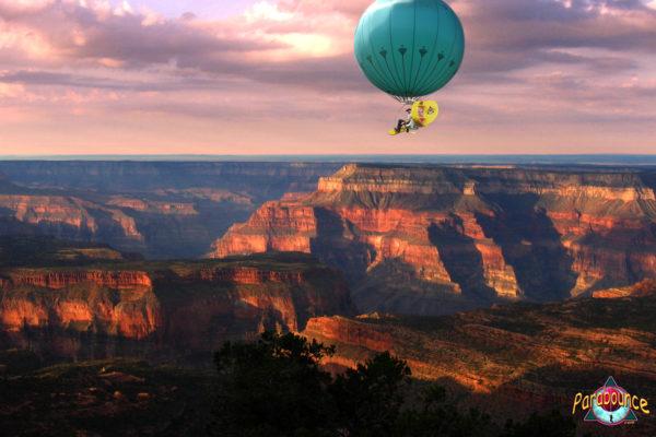 Grand Canyon Flight