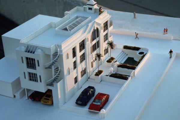 Hermosa Beach House Model