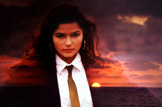 Jill Hennessy at Sunset
