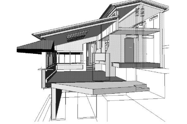 My Guest House  in CAD