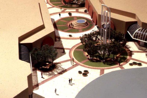 Stanford Shopping Center Model
