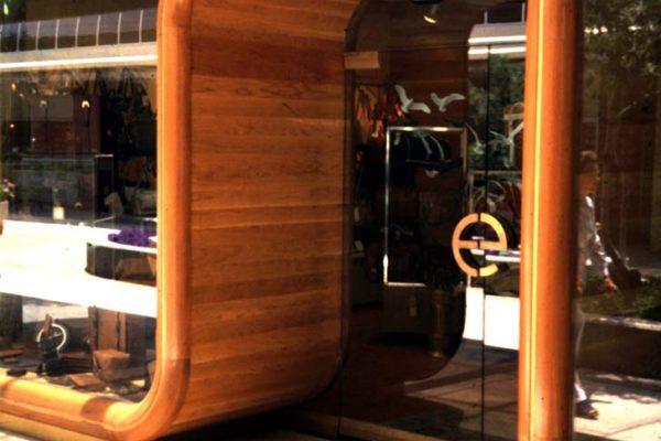 Edward's Luggage Entrance