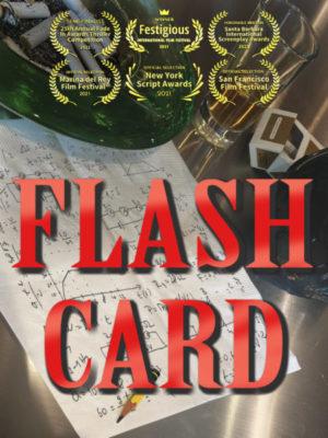 Flash Card Screenplay